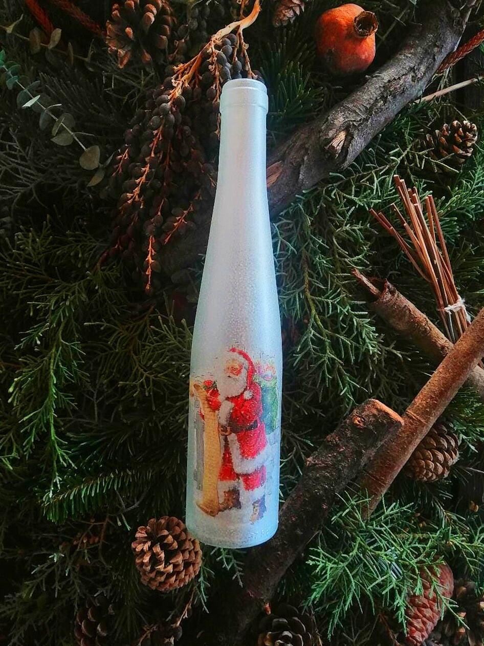 Glass Bottle - Micha's Handmade