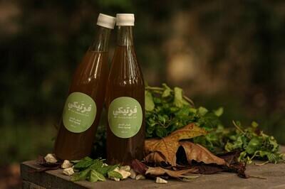 Syrup Mint شراب النعناع (Bottle) - Fertaike