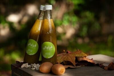 Syrup Kiwi شراب كيوي (Bottle) - Fertaike