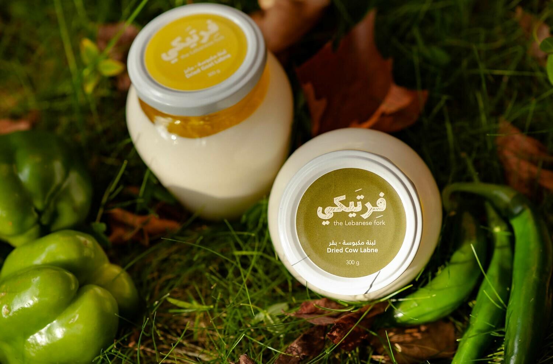 Labneh Goat لبنة ماعز (Jar) - Fertaike