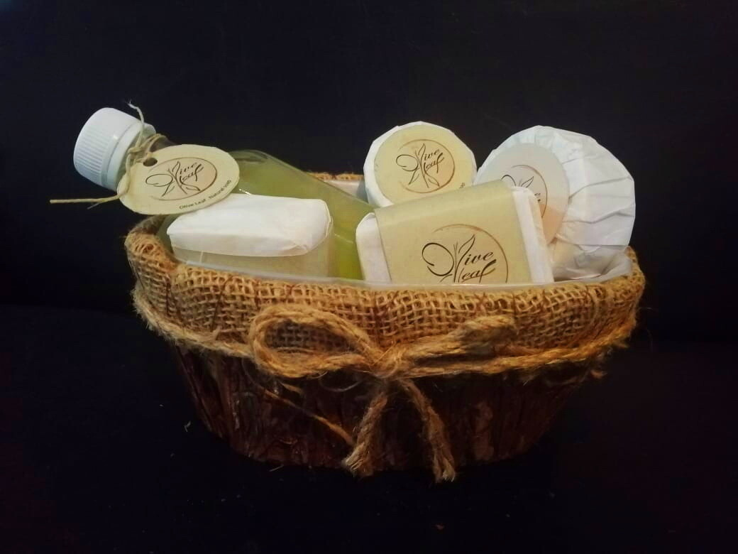 Soapy Day - Olive Leaf