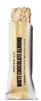 Bar Protein White Chocolate Almond (Bar) - Barebells