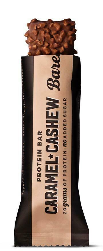Bar Protein Chocolate Caramel Cashew (Bar) - Barebells