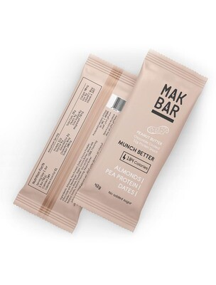 Bar Protein Peanut Butter (Bar) - Mak Bar