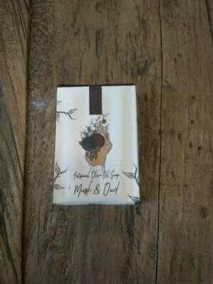 Soap Musk & Oud صابون المسك والعود (Piece) - Laila