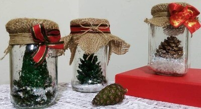 Jars Christmas (Piece) - Pensee