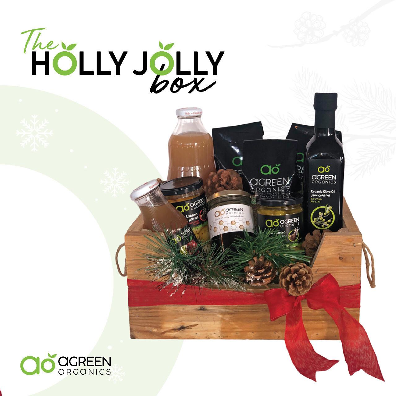The Holy Joly Box - Agreen Organics