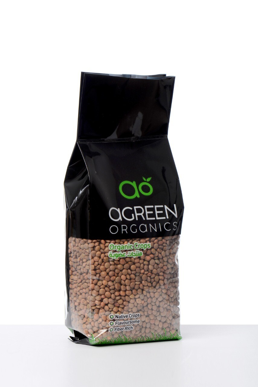 Lentils Pulses العدس البقول (Bag) - Agreen Organics