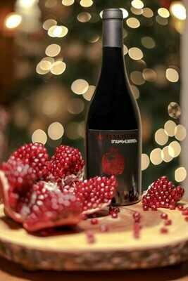 Pomegrenate Wine SemiSweet (Bottle) - Matevosyan