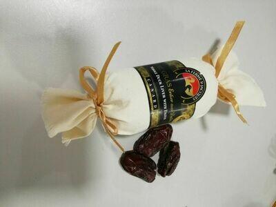 Whole Duck Liver with Dates (Torchon) - La Ferme St. Jaques