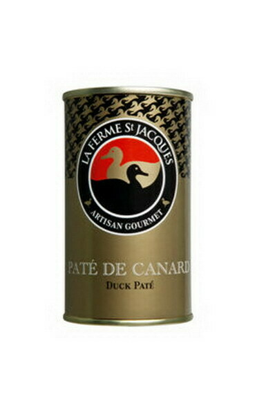 Duck Pate (Can) - La Ferme St. Jaques
