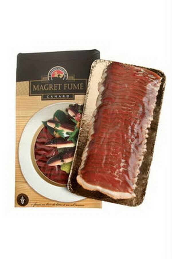 Smoked Duck Breast Sliced (Pack) - La Ferme St. Jaques