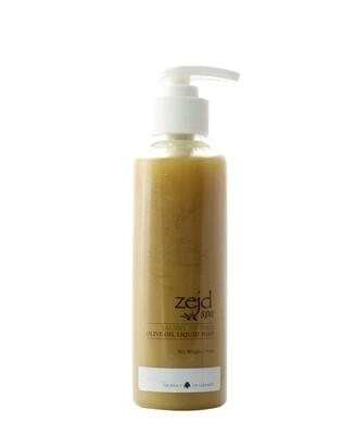 Olive Oil Liquid Soap Laurel (Bottle) - Zejd