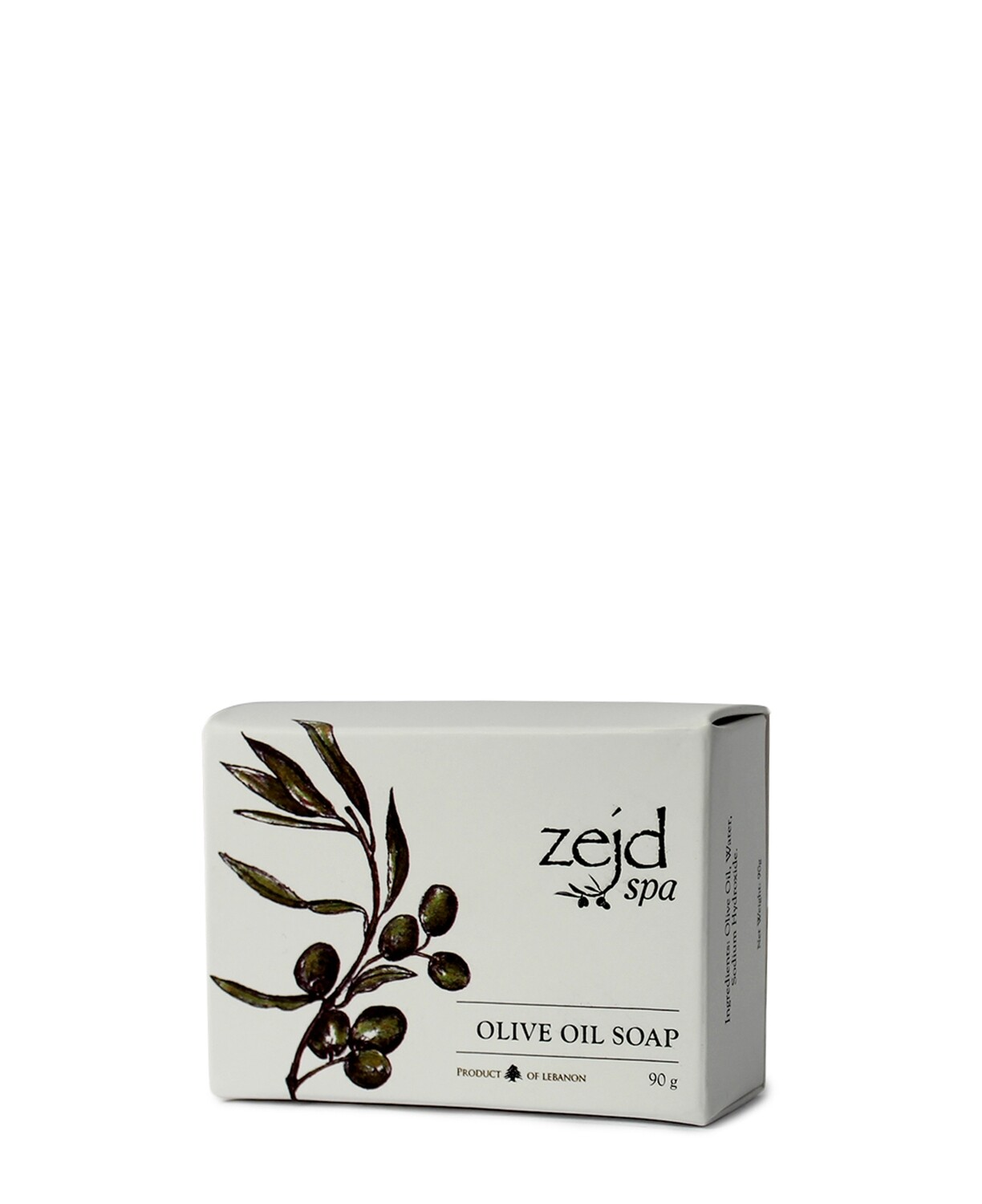Olive Oil Soap (Bar) - Zejd