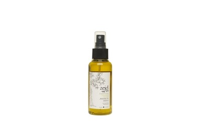 Massage Oil Ylang and Vetiver (Bottle) - Zejd
