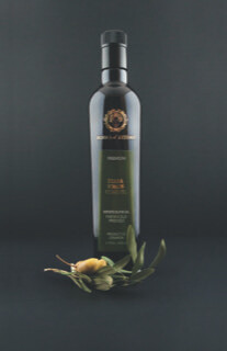 Olive Oil Extra Virgin Premium زيت الزيتون البكر الممتاز (Bottle) - Bustan El Zeitoun
