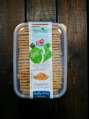 Cookies Stevia Digestive (Box) - Nature's Heart