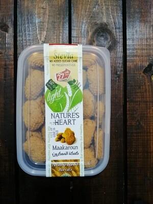Cookies Stevia Maakaroun (Box) - Nature's Heart