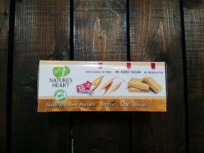 Cookies Stevia Oat (Box) - Nature's Heart
