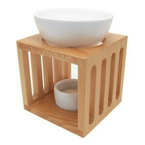 Diffuser Sensoli Cube Oil Burner - Nature by Marc Beyrouthy