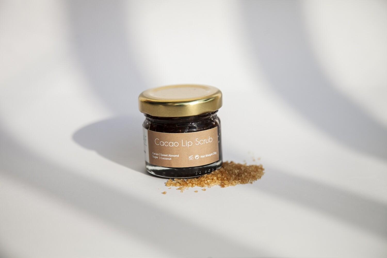 Lip Scrubs Cacao مقشر الشفاه (Jar) - Oleaf
