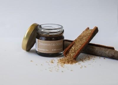 Lip Scrubs Cinnamon مقشر الشفاه (Jar) - Oleaf