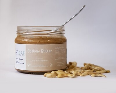 Cashew Butter زبدة الكاجو (Jar) - Oleaf