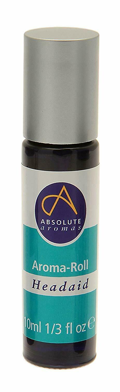 Roll Aroma Headaid (Bottle) - Absolute Aromas