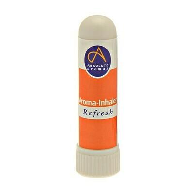 Aroma Inhaler Refresh (Bottle) - Absolute Aromas