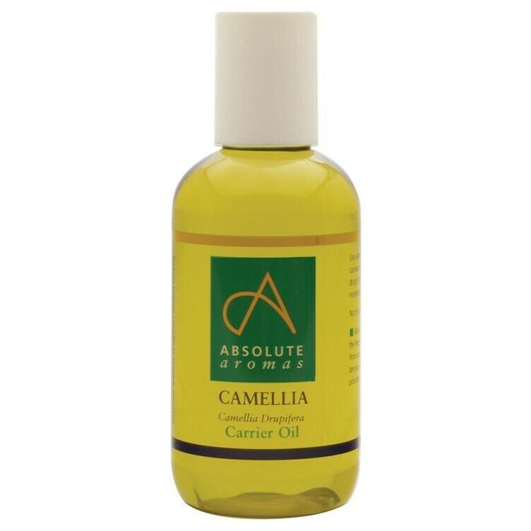 Vegetable Oil Camellia (Bottle) - Absolute Aromas