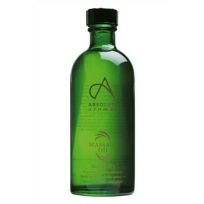 Massage Oil Blend Mobility (Bottle) - Absolute Aromas