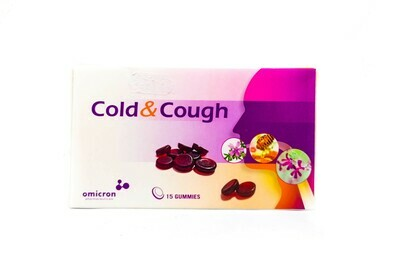 Cold & Cough Gummies (Pack) - Nature by Marc Beyrouthy