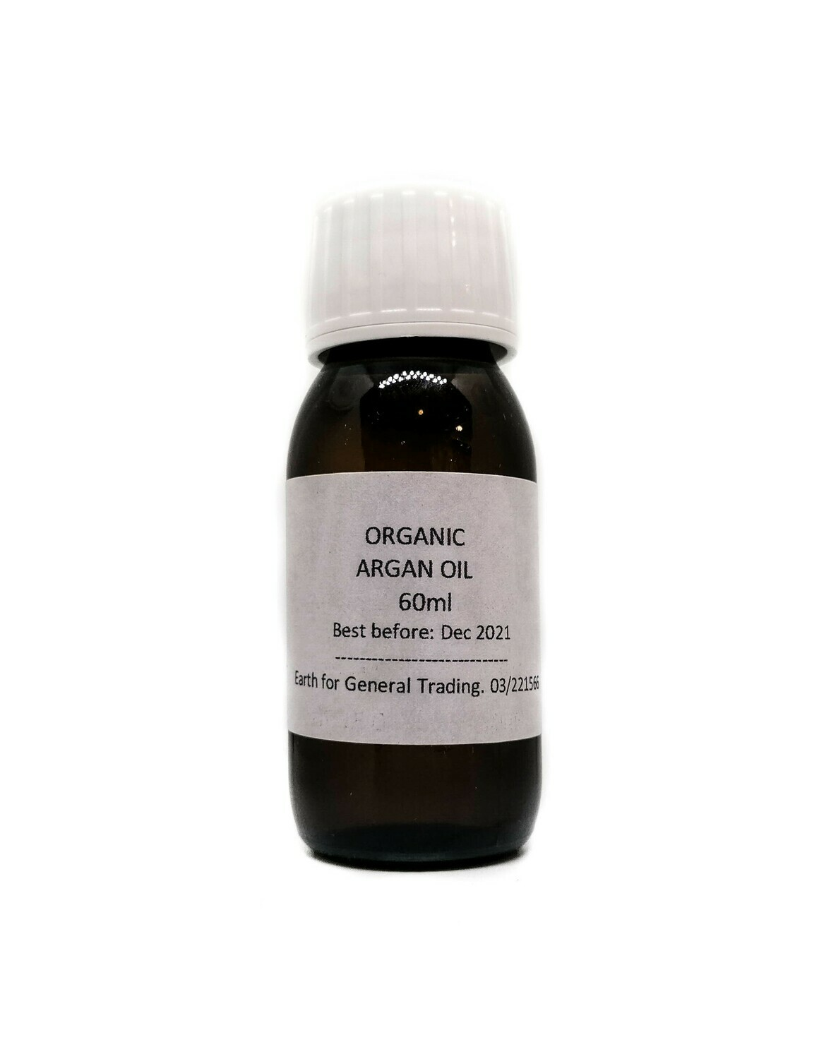 Vegetable Oil Argan Organic (Bottle) - Nature by Marc Beyrouthy