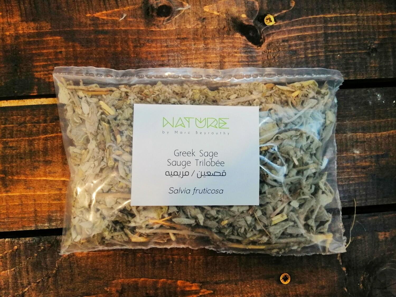 Greek sage (Salvia fruticosa) (Bag) - Nature by Marc Beyrouthy