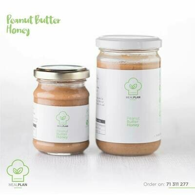 Peanut Butter and Honey (Jar) - Meal Plan