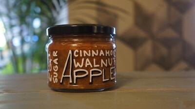 Apple Cinnamon Walnuts التفاح والقرفة والجوز (Jar) - Celine Home Made Delights