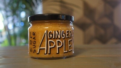 Apple Ginger زنجبيل التفاح (Jar) - Celine Home Made Delights