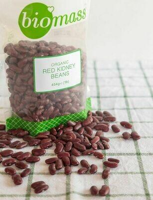 Beans Red Kidney Organic فاصوليا حمراء عضوي (Bag) - Biomass