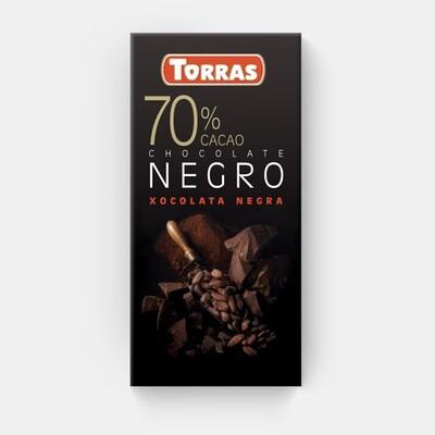 Chocolate Dark 70% Cacao Organic دقيق اللوز عضوي (Bag) - Nabat