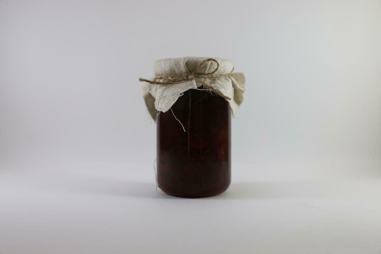 Grape Jam مربى العنب (Jar)  - The Green Van Permaculture