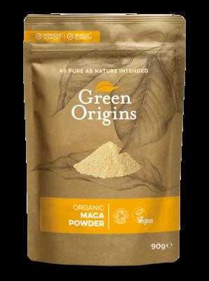 Maca Powder Organic (Bag) - Green Origins