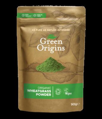 Wheatgrass Powder Organic (Bag) - Green Origins