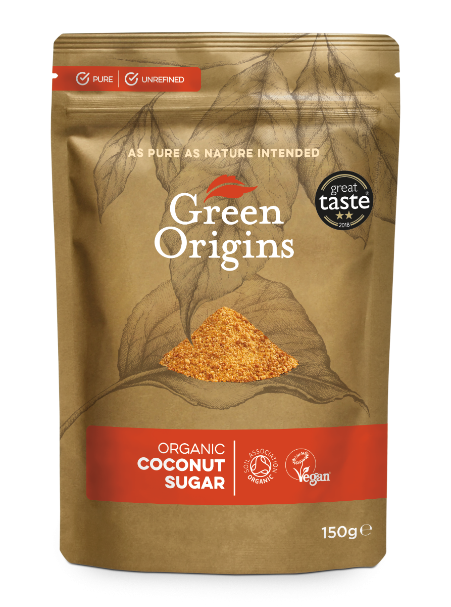 Coconut Sugar Organic (Bag) - Green Origins