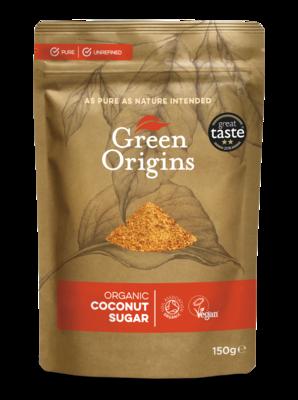 Coconut Sugar Organic (Bag) - Green Origins