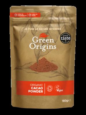 Cacao Powder Organic (Bag) - Green Origins