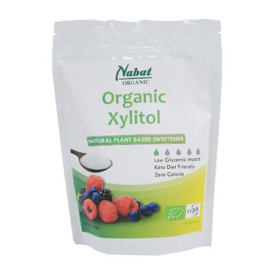 Xylitol Organic إكسيليتول عضوي (Bag) - Nabat