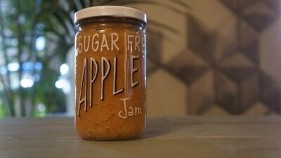 Apple Jam مربى التفاح (Jar) - Celine Home Made Delights