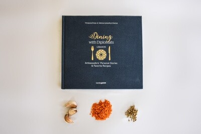 Dining with Diplomats Culinary Book - Lebanese Food Bank