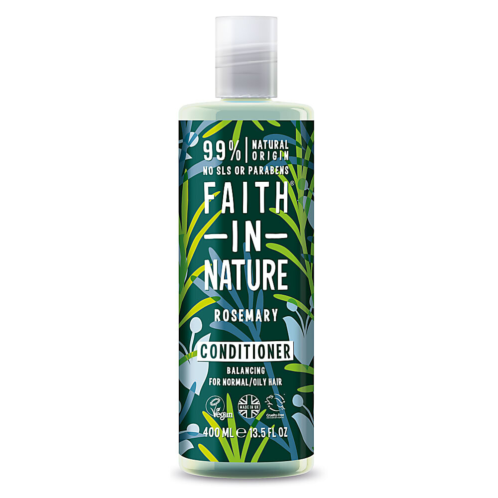 Conditioner Rosemary (Bottle) - Faith in Nature