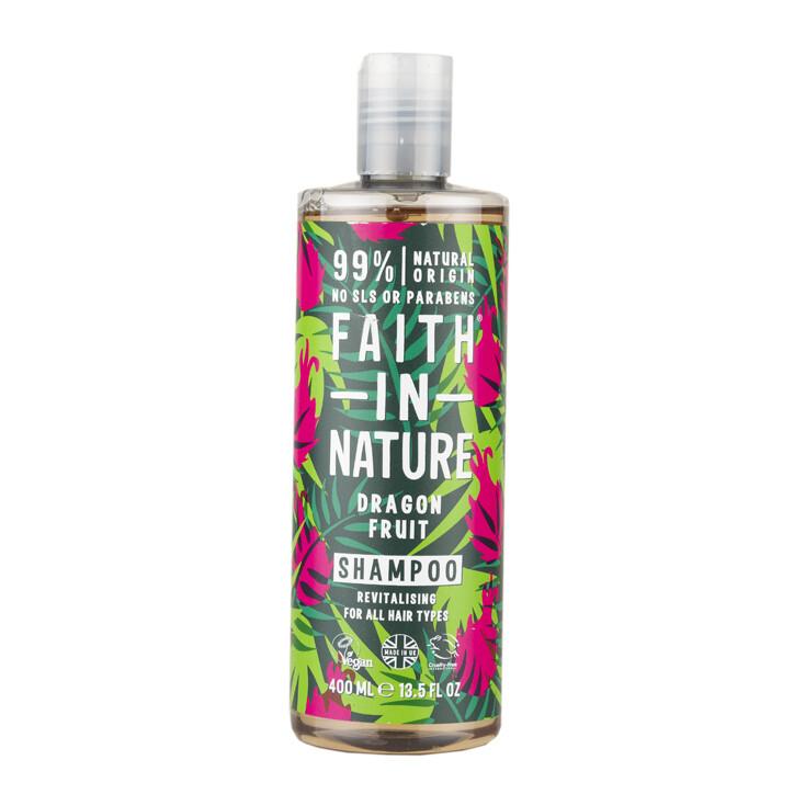 Shampoo Dragon Fruit (Bottle) - Faith in Nature